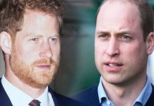 A panel discussed whether there was a rift between Prince Harry and Prince William Image GETTY
