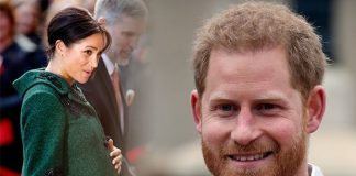 AND THE NAME IS Prince Harry may have given away his and Meghans babys name Pic GETTY