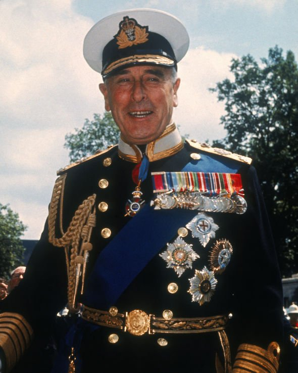 Admiral of the Fleet Lord Mountbatten was murdered by the IRA Image Keystone Hulton Archive Getty