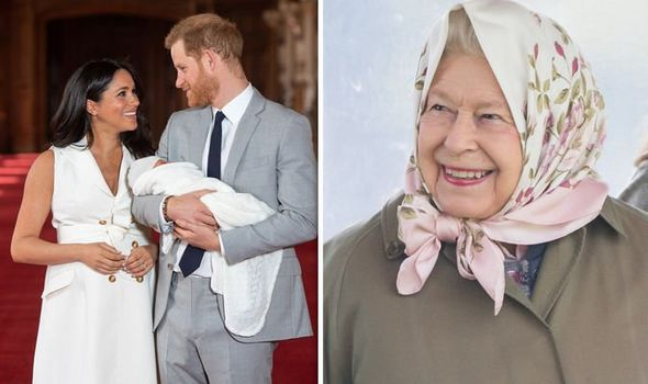 Archie Harrison name Where does the Mountbatten part of the Windsor surname originate from Image Getty