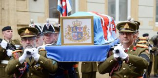 Countless royal families arrive to pay respects at state funeral of Grand Duke Jean of Luxembourg Photo C GETTY IMAGES