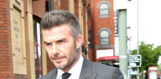 David Beckham banned from driving after using phone at the wheel Photo C GETTY IMAGES