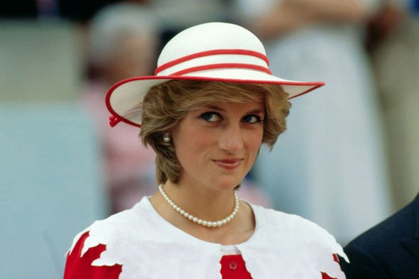 Donald Trump is said to have given Princess Diana the creeps Image GETTY