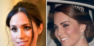 Duchess of Sussex to miss out on tiara again as Kate dazzles Image GETTY