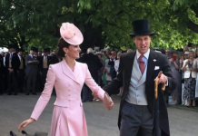 Kate Middleton and Prince WilliamCourtesy Lucy Stafford