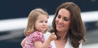 Kate Middleton opens up about daughter Princess Charlotte on the eve of her birthday Photo C GETTY IMAGES