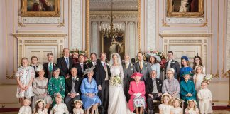 Lady Gabriella Windsor and Thomas Kingston release must see official wedding photos C Getty Images