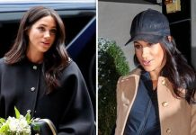 Meghan MAkrel came under fire for her lavish NYC baby shower Image Getty