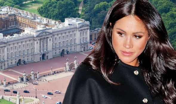 Meghan Markle Image GETTY