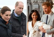 Meghan Markle and Harrys baby massively overshadowed other royal events Ship claimed Image GETTY