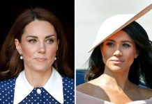 Meghan Markle and Kate Middleton are competing for media attention claims a royal expert Image GETTY