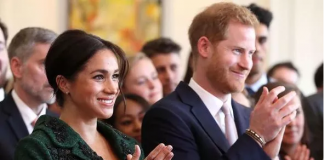 Meghan Markle and Prince Harry have been warned to stop clashes with senior royals Image Getty