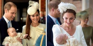Meghan Markle baby Most royal babies are christened before they are six months old Image GETTY
