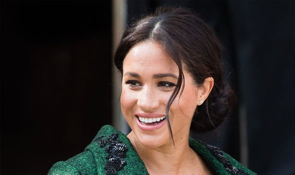 Meghan Markle has also been warned to beware of being interfering in politics Image GETTY