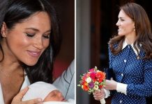 Meghan Markle vs Kate Middleton The royal mums are said to be closer than ever Image GETTY