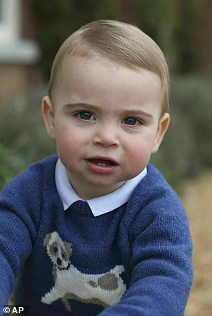 Mother of three Kate spoke about her one year old son Prince Louis right during an outing to Bletchley Park