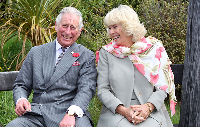 Prince Charles and the Duchess of Cornwall Photo C GETTY IMAGES