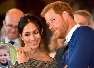 Prince Harry and Meghan Markles sweet message to birthday girl Princess Charlotte