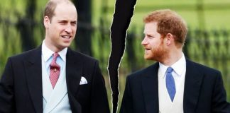 Prince Harry and William news Rumours of a rift have circulated for a year Image Getty Express