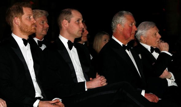 Prince Harry and William news The two are rarely seen interacting any more Image Getty