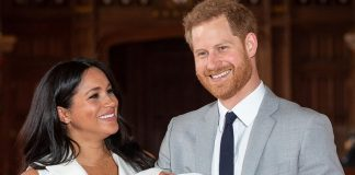 Prince Harry reveals surprising fact about royal baby Photo C GETTY IMAGES