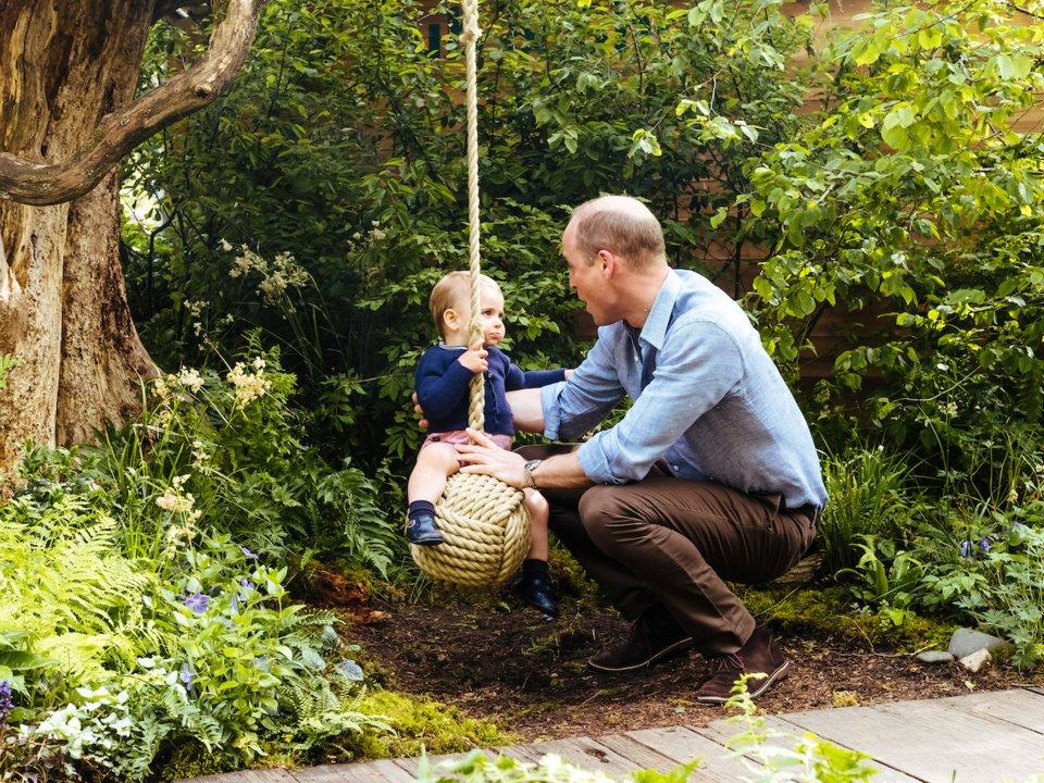 Prince Louis Photo C Matt Porteous Reuters