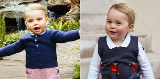 Prince Louis is the spitting image of Prince George in new photos Photo C GETTY IMAGES