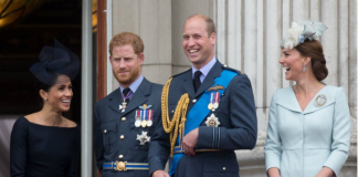 Prince William and Kate Middleton just made a very personal statement about Baby Sussex Phot C REX