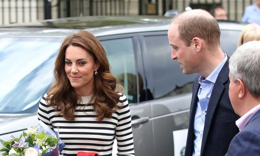 Prince William and Kate Middleton reveal when they will meet royal baby Photo C GETTY IMAGES
