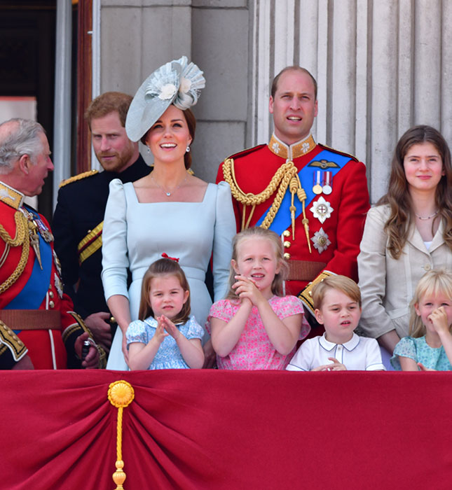 Princess Charlotte loves to play with slime Photo C GETTY IMAGES