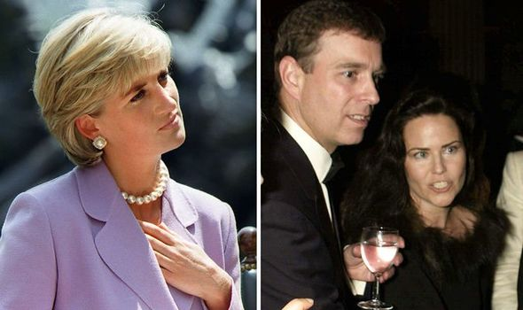 Princess Diana called Koo Stark sweet and gentle Image GETTY