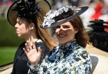 Princess Eugenie FINALLY addresses new royal baby see her sweet tribute Photo C GETTY IMAGES