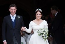 Princess Eugenie got engaged to Jack Brooksbank in January Photo C GETTY IMAGES
