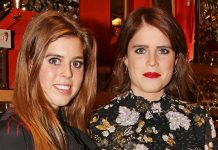 Princess Eugenies matching moment with Princess Beatrice and Sarah Ferguson see the sweet picture Photo C GETTY IMAGES