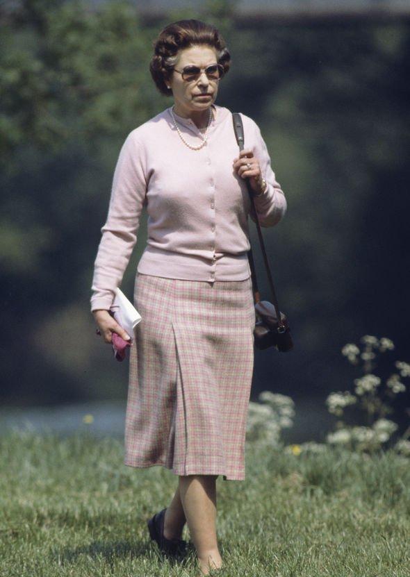 Queen Elizabeth II the year her Prince William was born Image GETTY