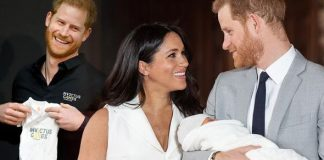 Royal Baby news Meghan Markle and Prince Harry welcomed Archie to the world on Monday Image PA