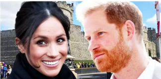 The Duchess of Sussex is due to give birth any day now Image c GETTY