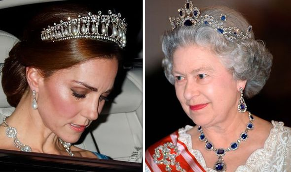 The Queen has arguably the best jewellery collection in the entire world Image GETTY