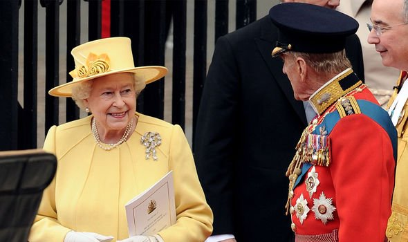 The Queens favourite dress is said to be yellow and called buttercup Image GETTY