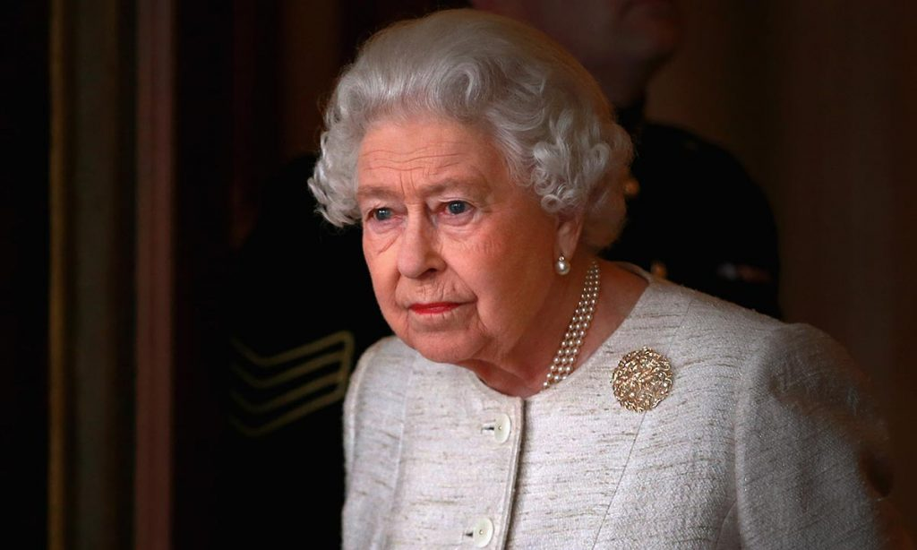 The Queens heartbreak at sudden death of loyal housekeeper Photo C GETTY IMAGES