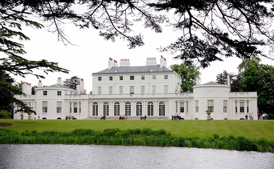The reception will take place at Frogmore House Photo C Getty Iamges