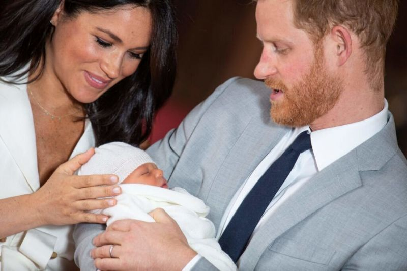 Welcoming baby Archie has topped off an eventful year Photo Getty