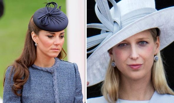 middleton and Lady Gabriella Windsor were both pupils at Downe House School Image Getty