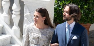Another Royal Wedding Monacos Charlotte Casiraghi is married see the official photo Photo C Getty Images