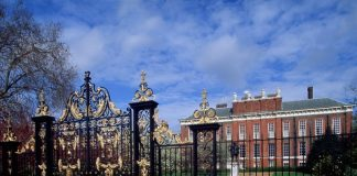 Another royal family is moving out of Kensington Palace Photo Getty Images