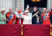 Buckingham Palace following the Trooping The Colour ceremony Chris Jackson Getty Images