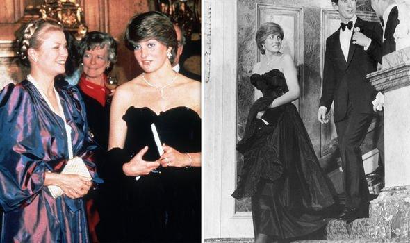 Dianas dress was designed by her wedding dress designers David and Elizabeth Emanuel Image Getty