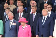 Donald Trump Commemorates D Day Alongside Queen Elizabeth and Prince Charles Photo C Getty Images