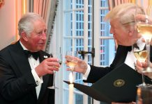 Find out why Prince Charles extended his private meeting with President Trump Photo C Getty Images