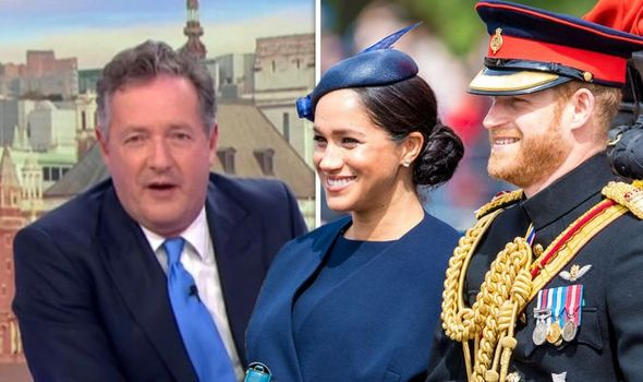 ITV Good Morning Britain Piers criticised the spending of taxpayers money Image WENN • ITV